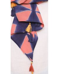 Antik Batik - Orange Bakou Scarf - Lyst