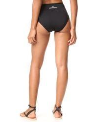 Adidas By Stella McCartney | Black Bikini Bottoms | Lyst