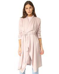 BB Dakota | Pink Barkly Trench Coat | Lyst