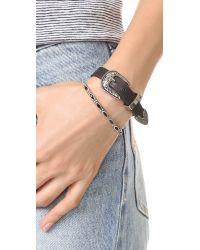 B-Low The Belt - Multicolor Bri Bri Single Wrap Bracelet - Lyst