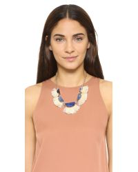 Capwell & Co - Blue Serendipity Necklace - Lyst