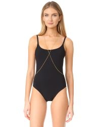 Chan Luu | Metallic Body Chain | Lyst