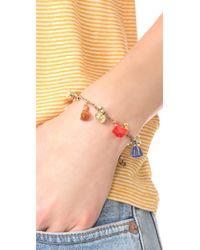 Chan Luu - Multicolor Pull Tie Bracelet - Lyst