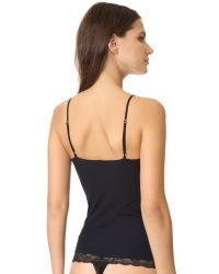 Calvin Klein - Black Naked Touch Camisole Top - Lyst