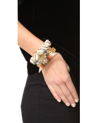 Deepa Gurnani - Multicolor Ginnyx Bracelet - Lyst