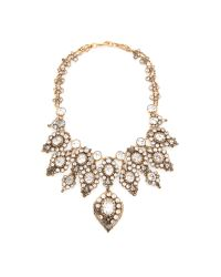 Erickson Beamon - Metallic Awaken Necklace - Lyst