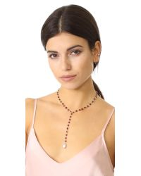 Ela Rae - Metallic Yaeli Midi Coin Necklace - Lyst
