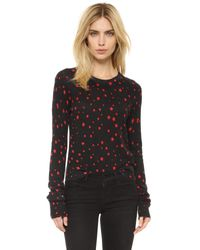 Equipment - Multicolor Kate Moss Ryder Crew Neck Sweater - Lyst