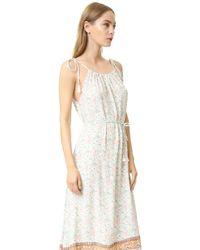 Faithfull The Brand White Le Paris Dress