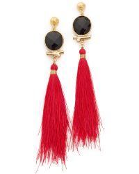 Gas Bijoux - Red Bella Earrings - Lyst