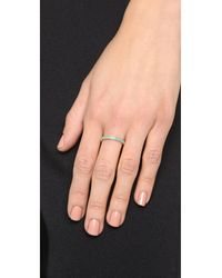 Ginette NY - Blue Fall Sky Ring - Lyst