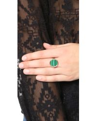 Ginette NY | Multicolor Ever Disc Ring | Lyst
