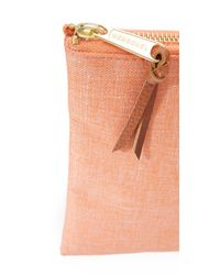 Herschel Supply Co. - Orange Network Large Pouch - Lyst