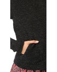 IRO - Gray Teny Jacket - Lyst