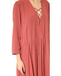 Just Female - Multicolor Canyon Dress - Lyst