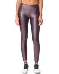 Koral Activewear | Purple Lustrous Leggings | Lyst