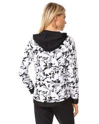 Koral Activewear | Black Undisclosed Conceal Hoodie | Lyst