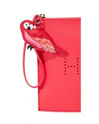kate spade new york - Multicolor Hello Pouchette - Lyst