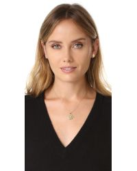 kate spade new york - Metallic Steal The Spotlight Necklace And Earring Set - Lyst