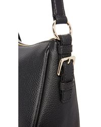 kate spade new york Black Mylie Hobo Bag