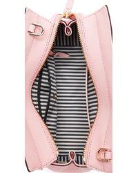 Kate Spade Pink Mini Candace Cross Body Bag