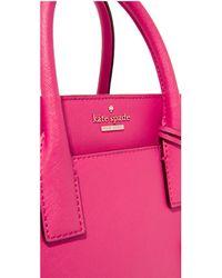 kate spade new york Pink Mini Candace Cross Body Bag