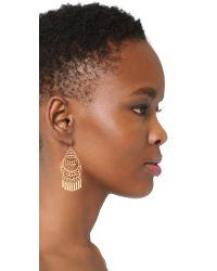Kate Spade   Metallic 'golden Age' Drop Earrings   Lyst