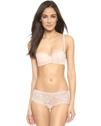 La Perla | Natural Begonia Covertible Bra | Lyst