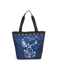 LeSportsac - Multicolor Peanuts X Hailey Tote - Lyst