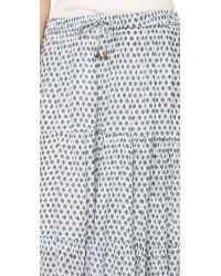 Scotch & Soda - Multicolor Boho Maxi Skirt - Lyst