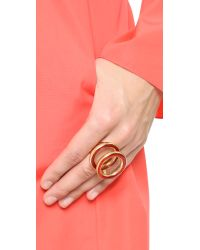 Maiyet - Metallic Orbit Ring - Lyst