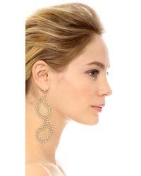 Maison Margiela - Metallic Earrings - Lyst