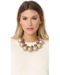 Marni - Multicolor Resin Necklace - Lyst