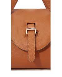 meli melo - Brown Thela Mini Cross Body Bag - Lyst