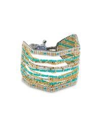 Mishky | Multicolor Cristal Bracelet | Lyst