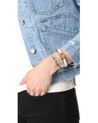 Marc Jacobs - Multicolor Icon Enamel Cuff Bracelet - Lyst