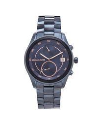 Michael Kors | Metallic Briar Watch | Lyst