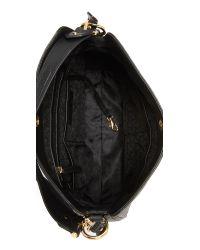 MICHAEL Michael Kors | Black Sloan Shoulder Bag | Lyst