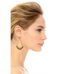 Nakamol - Metallic Bari Earrings - Lyst