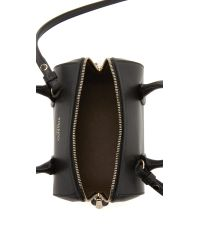 Nina Ricci - Black Mini Barrel Bag - Lyst