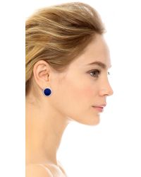 Pamela Love - Multicolor Crater Earrings - Lyst