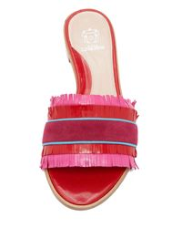 Paula Cademartori - Red Edith Flats - Lyst