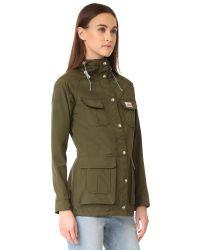 Penfield Green Vassan Jacket