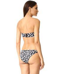 Prism - Black Positano Bikini Top - Lyst