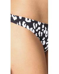 Prism - Black Punta Bikini Bottoms - Lyst