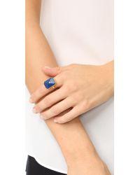 Ringly - Metallic Aries Activity Tracker & Smart Ring - Lyst
