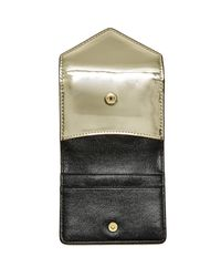 Rebecca Minkoff Metallic Small Wallet