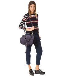 See By Chloé - Multicolor Collins Large Cross Body Bag - Lyst