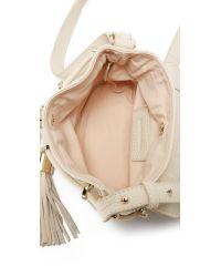See By Chloé - Natural Vicki Cross Body Bag - Lyst