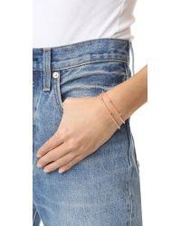 Shashi - Pink Eliza Wrap Choker Necklace - Lyst